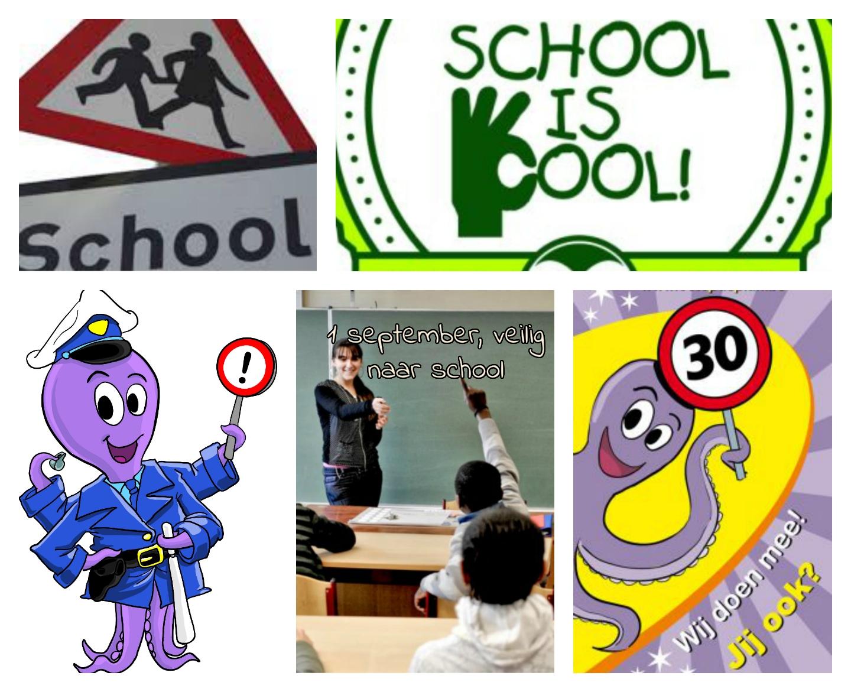 1 september, veilig naar school