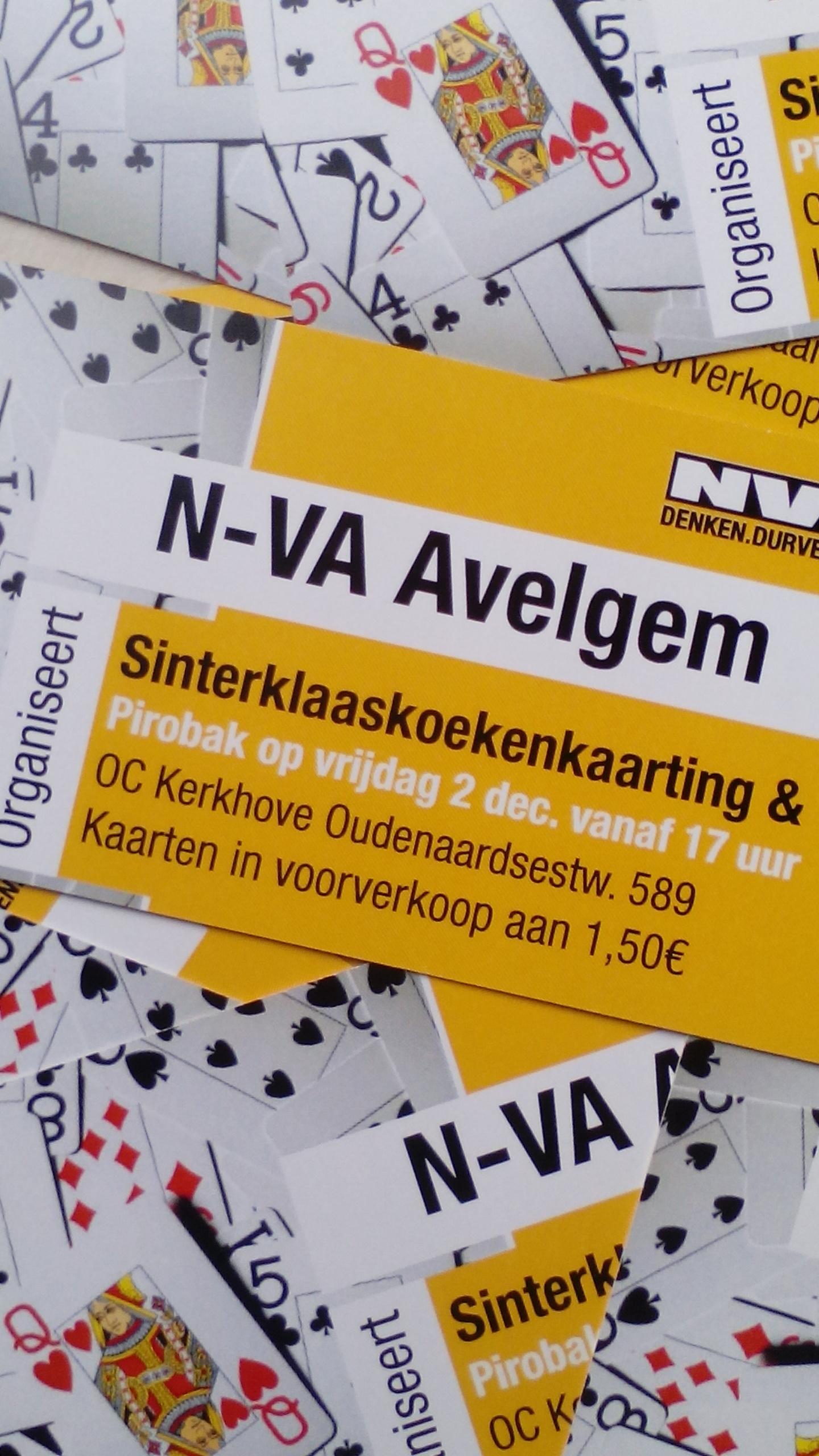 Steunkaart