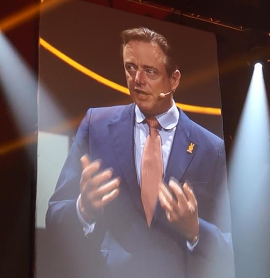 Nieuwjaarstoespraak 2018 - Bart De Wever