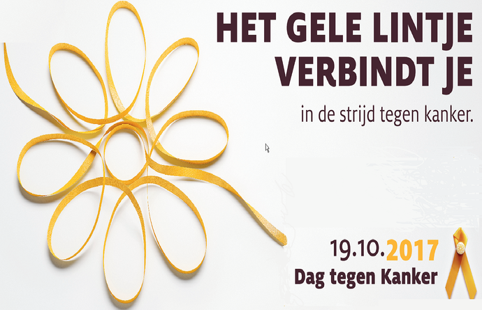 Dag tegen Kanker in heel Vlaanderen