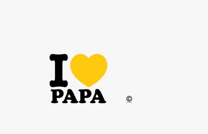 Een mooie vaderdag gewenst!