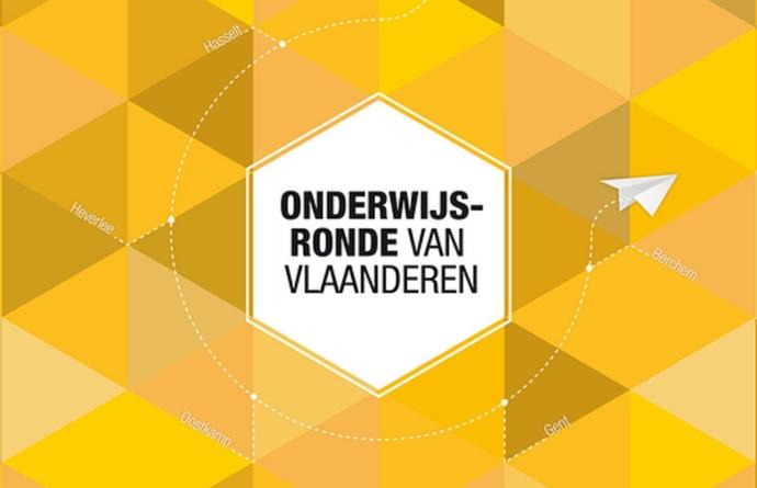 Onderwijsronde van Vlaanderen in West-Vlaanderen