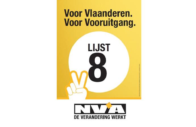 N-VA Avelgem - Stem Vlaanderen - Stem Vooruitgang - Stem 8