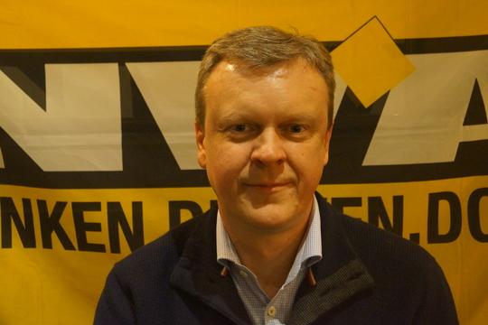 Yves Spillebeen - bestuurslid N-VA Avelgem