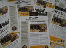 Avelgem - Huis aan huis blad editie november 2017