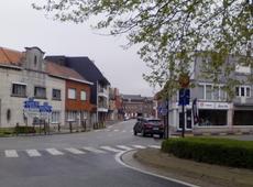 Avelgem - Fietsinvesteringsplan van Vlaams minister van mobiliteit Ben Weyts