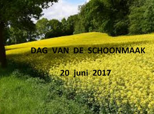Avelgem - Dag van de Schoonmaak 2017