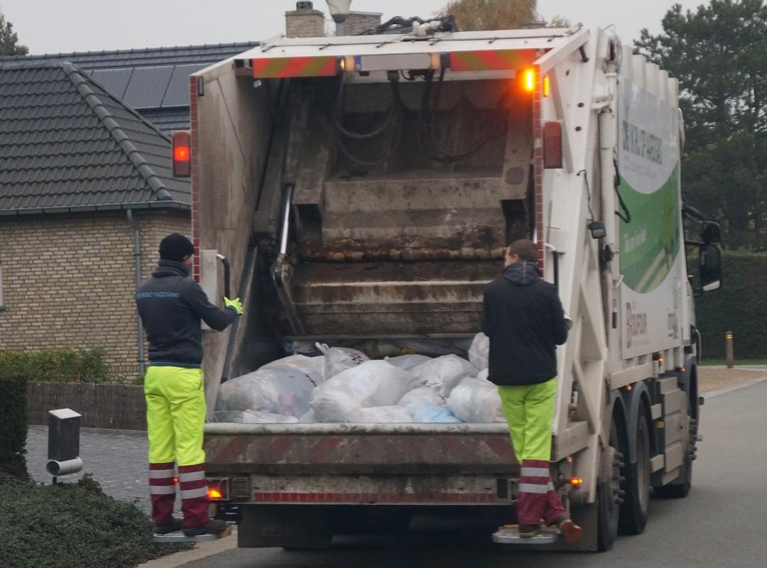 N-VA Avelgem - Week van de Afvalophaler en recyclageparkwachter