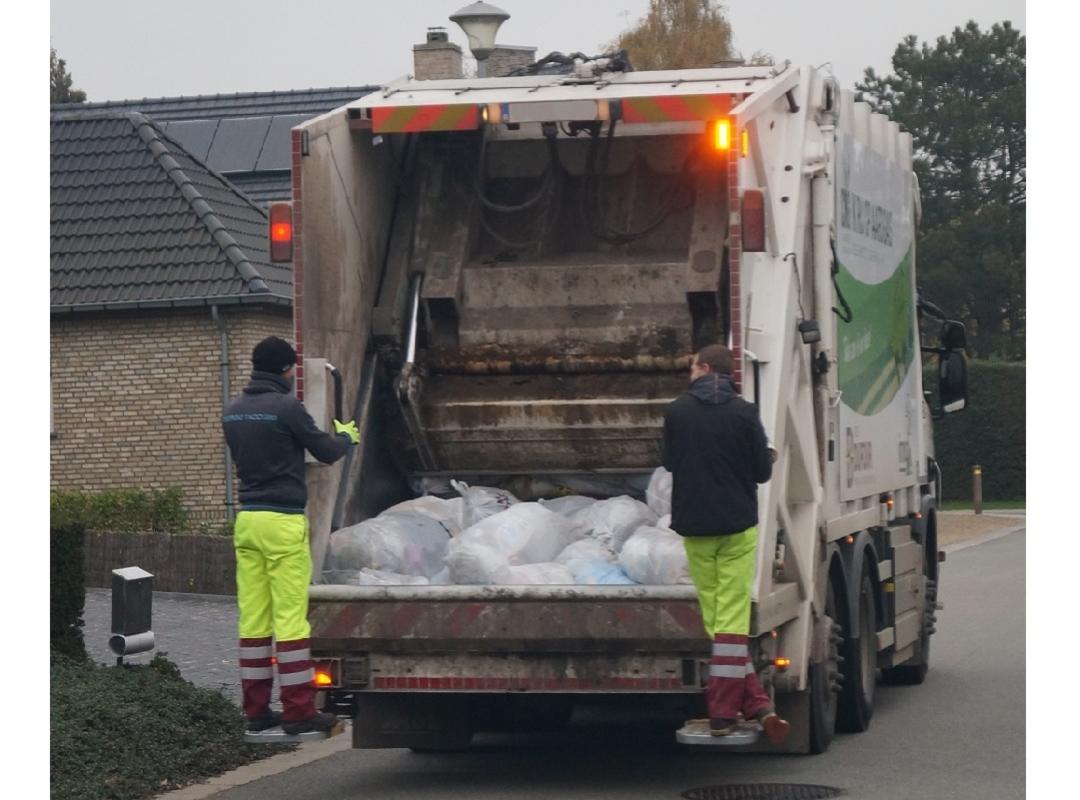 N-VA Avelgem - Week van de Afvalophaler en recyclageparkwachter 2019