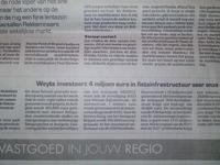 Avelgem - Fietsinvestering Regio