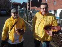 N-VA Avelgem - Valentijnsactie met Patrick & Günther